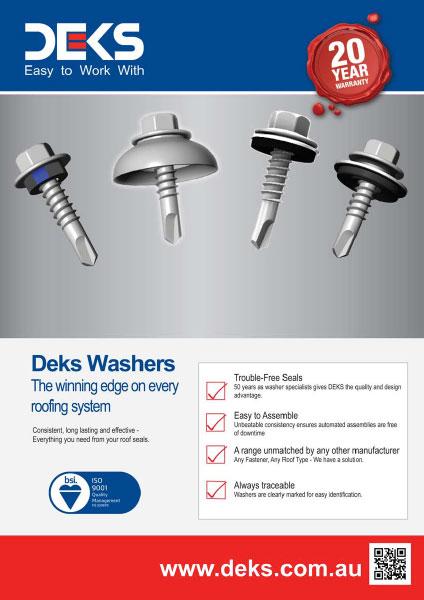DEKS Washers
