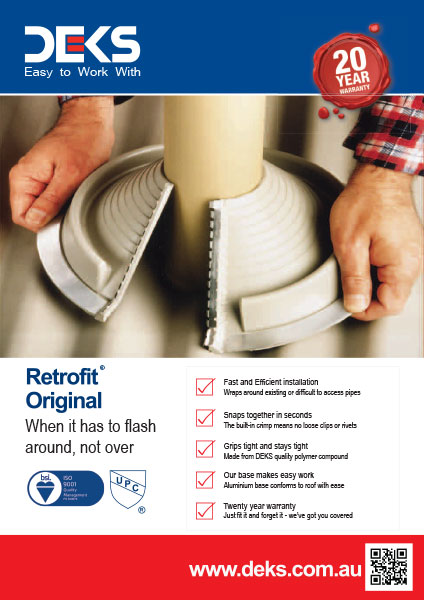 DEKS Retrofit™ Original